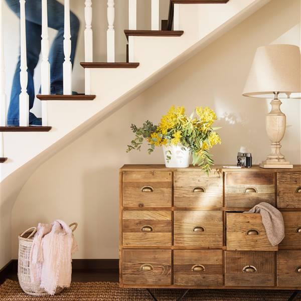 Muebles vintage: decorar con piezas clásicas