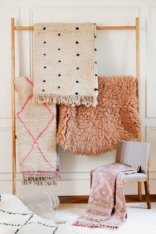 Alfombra redonda zara home best decoracin textil en zara - Zara home alfombras rebajas ...