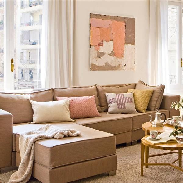 Test: Dime cómo vives y te diré que sofá necesitas