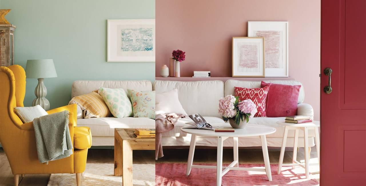 colores para pintar mi sala de estar Cmo Pintar El Saln