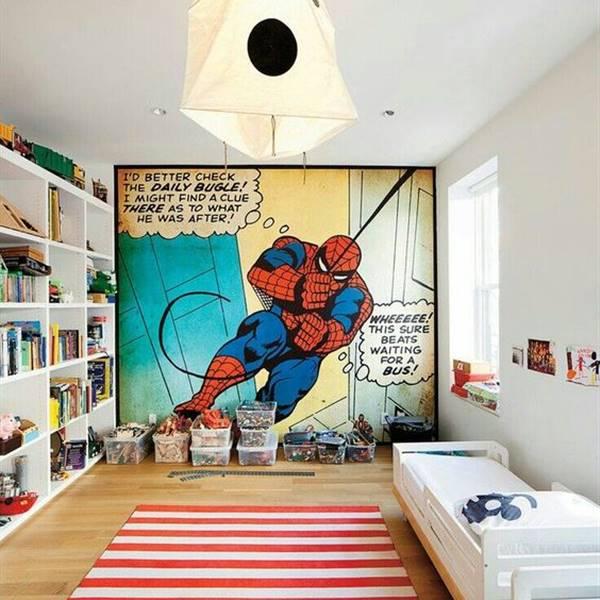30 habitaciones de juegos para todas las edades - Habitaciones infantiles tematicas ...