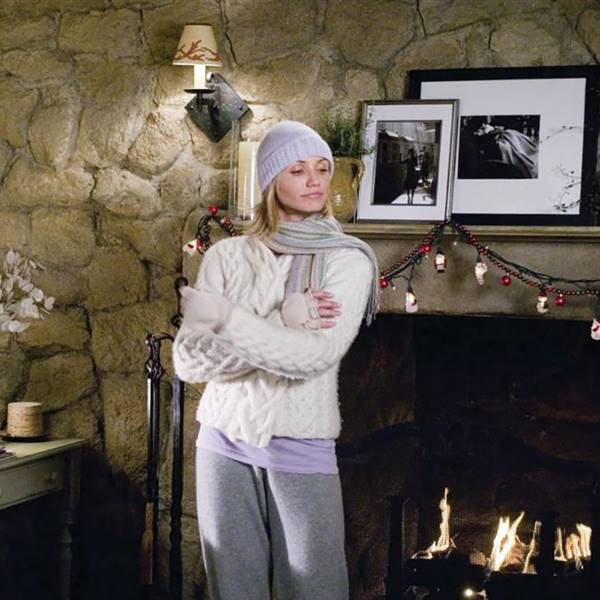 The Holiday Cameron Diaz