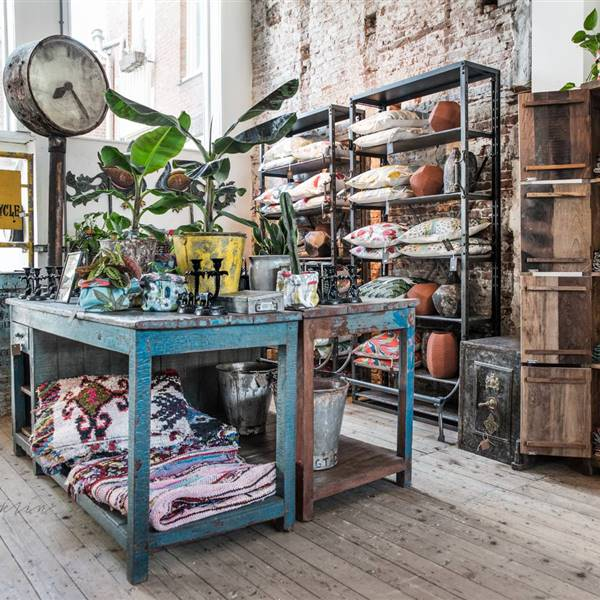 Tienda deco Raw Materials - The Home Store, en Ámsterdam