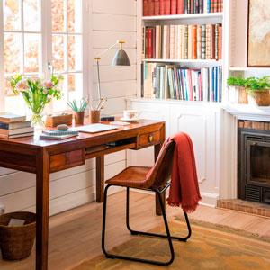 Escritorios y mesas de despacho el mueble - Escritorio para espacios pequenos ...