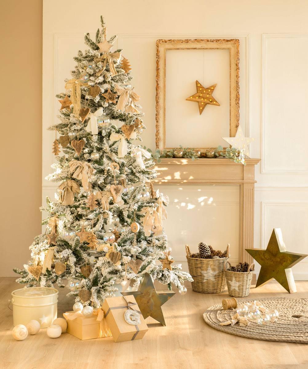 5ee066edd00 arbol-navidad-nevado 418659 O. Nº 8  Los 50 mejores salones de