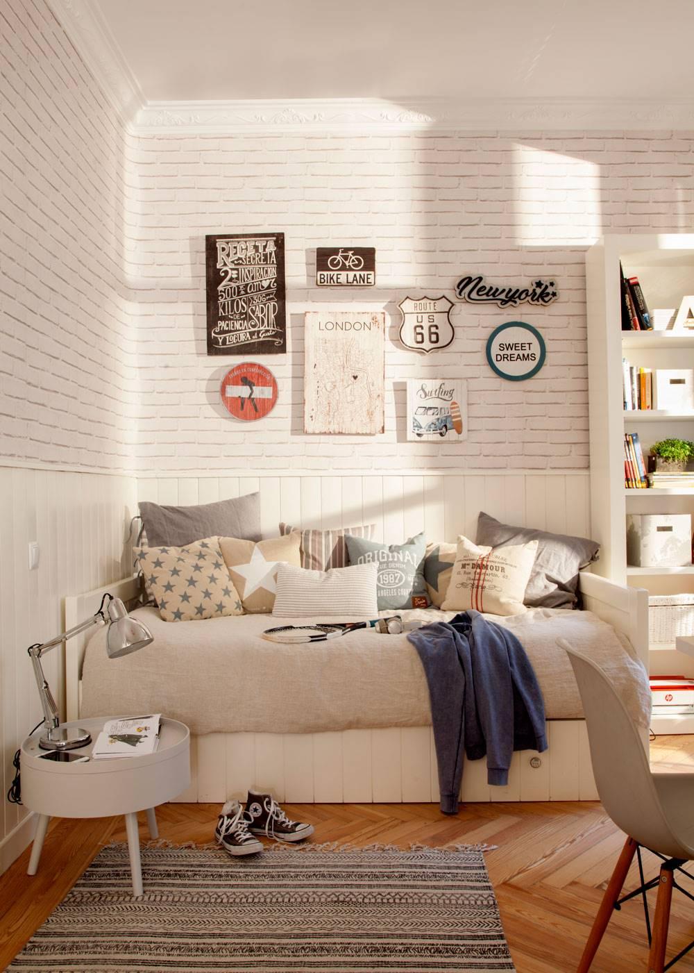Habitaciones infantiles y juveniles ideas de decoraci n - El mueble habitaciones juveniles ...