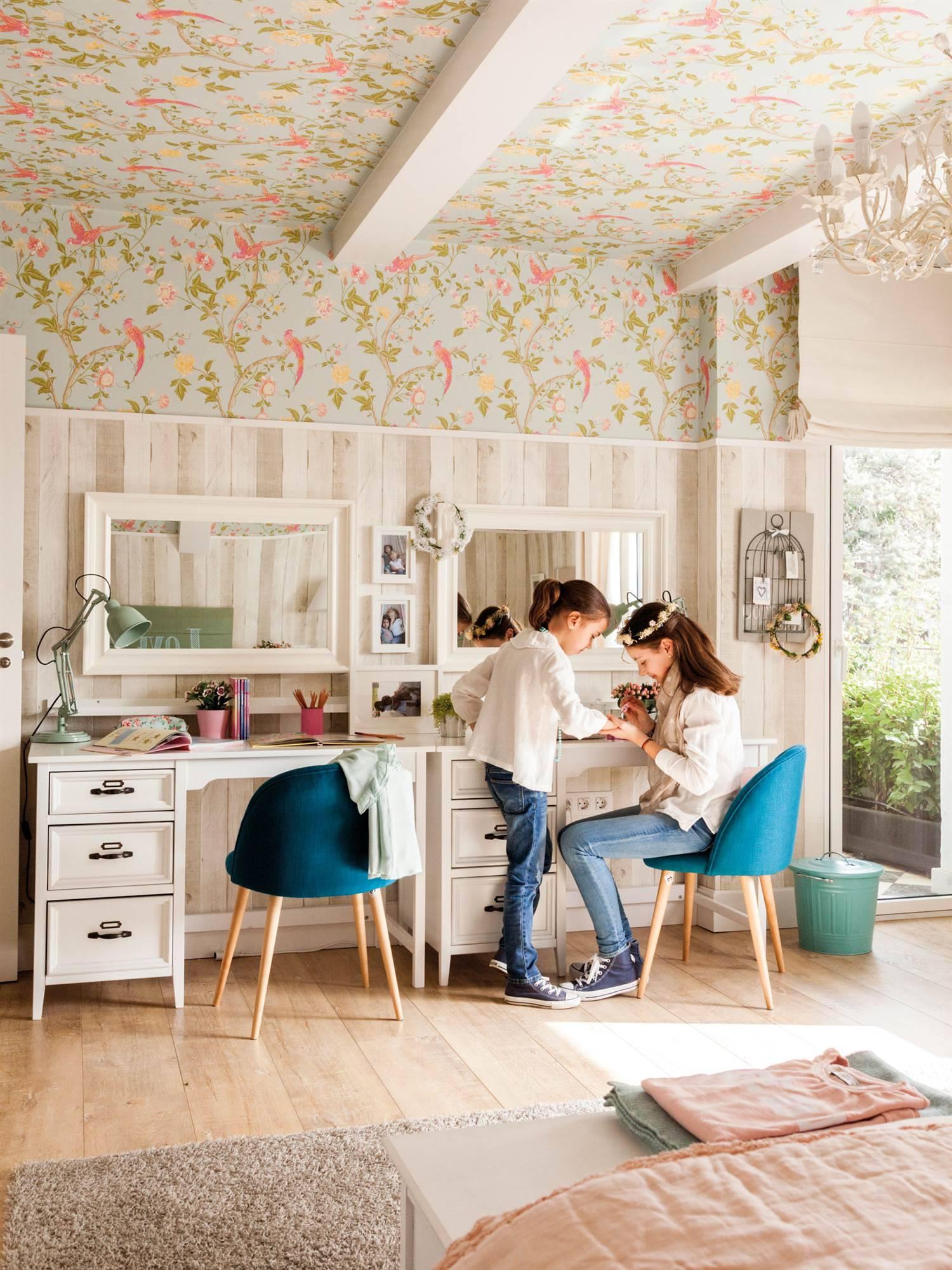 Habitaciones infantiles y juveniles ideas de decoraci n - Vtv muebles infantiles ...