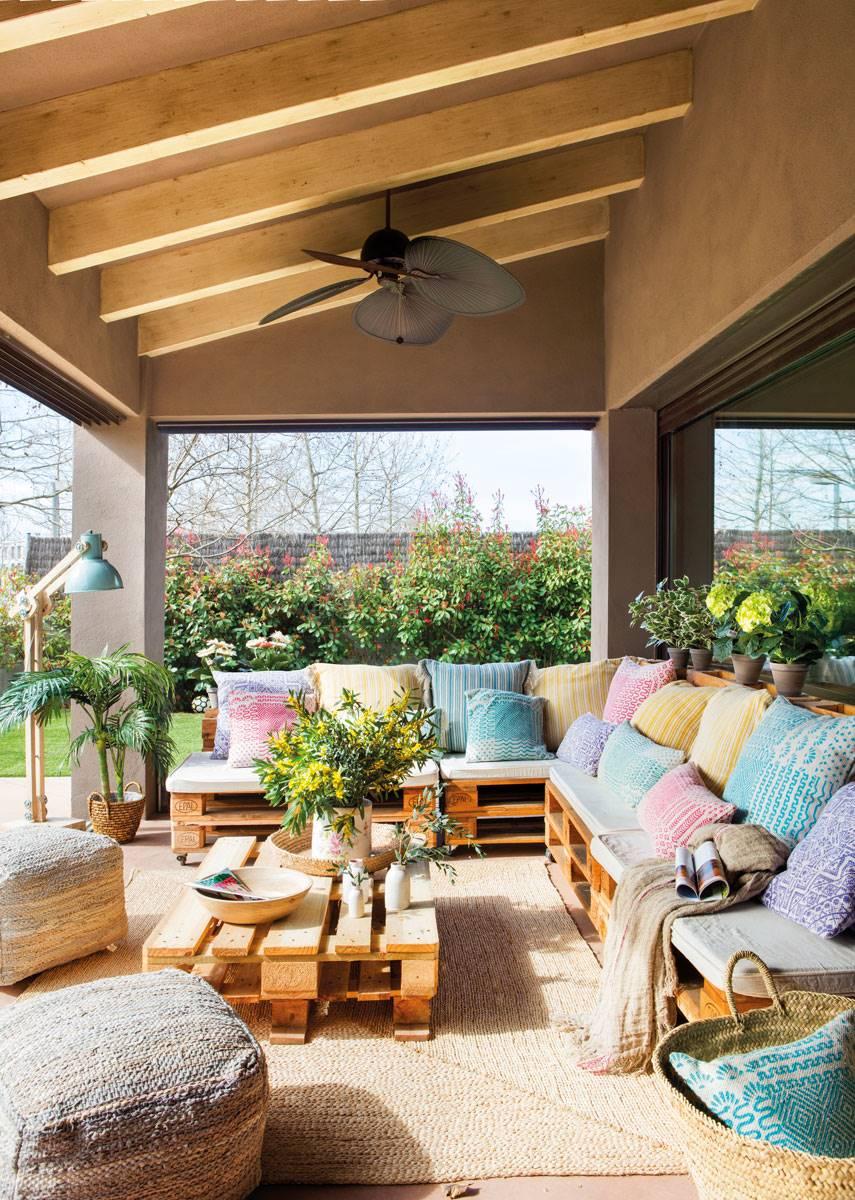 50 ideas diy para decorar tu casa con poco dinero for Decorar casa con muebles wengue