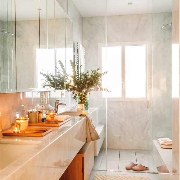 Baños: muebles de baño, platos de ducha y mucho más - El Mueble
