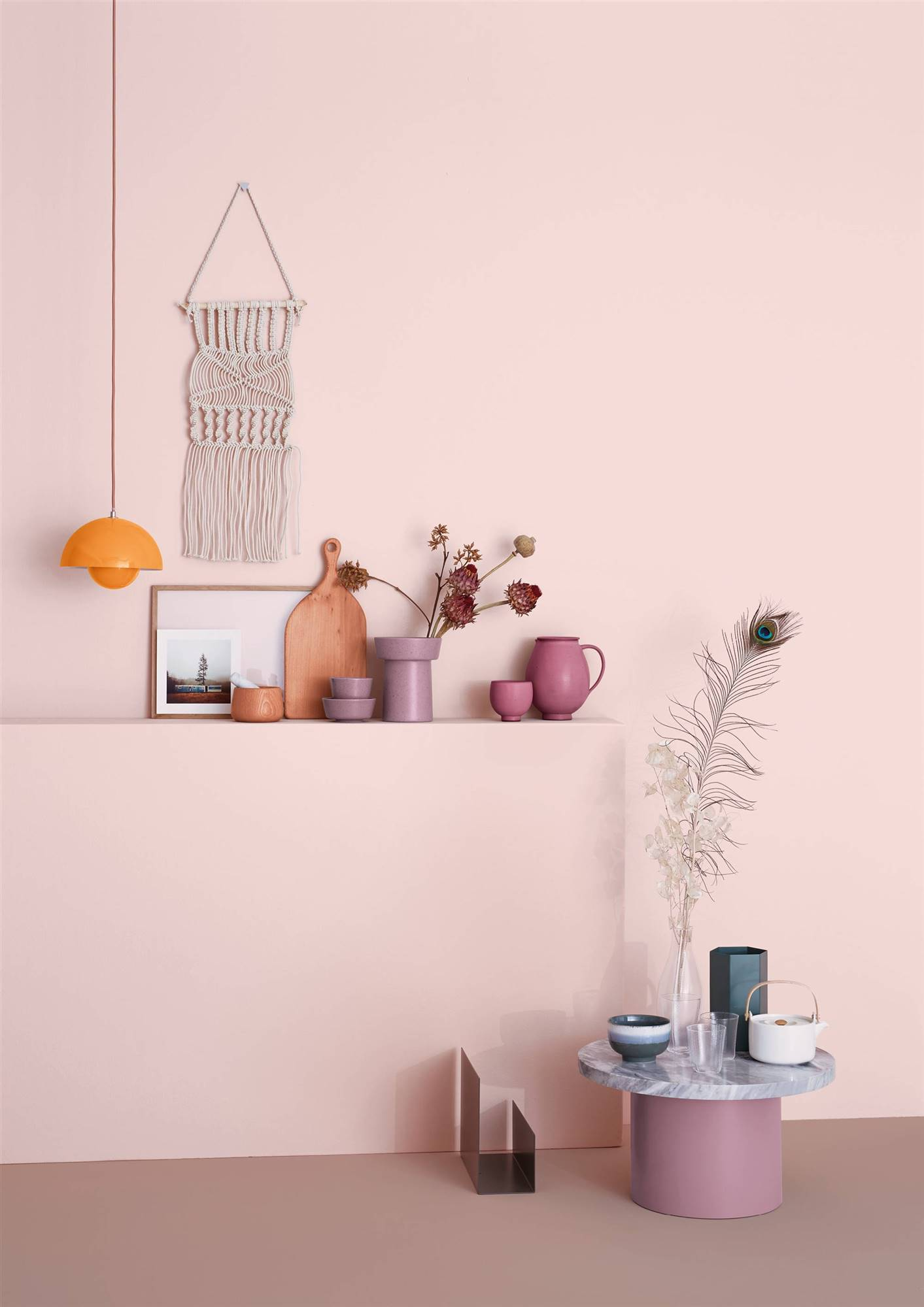 CIN Valentine Color Trends 2019 (4) Rose Breeze. Rosa Breeze, suave y muy luminoso