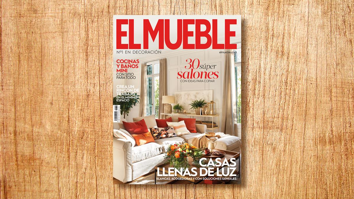 La revista de febrero de El Mueble