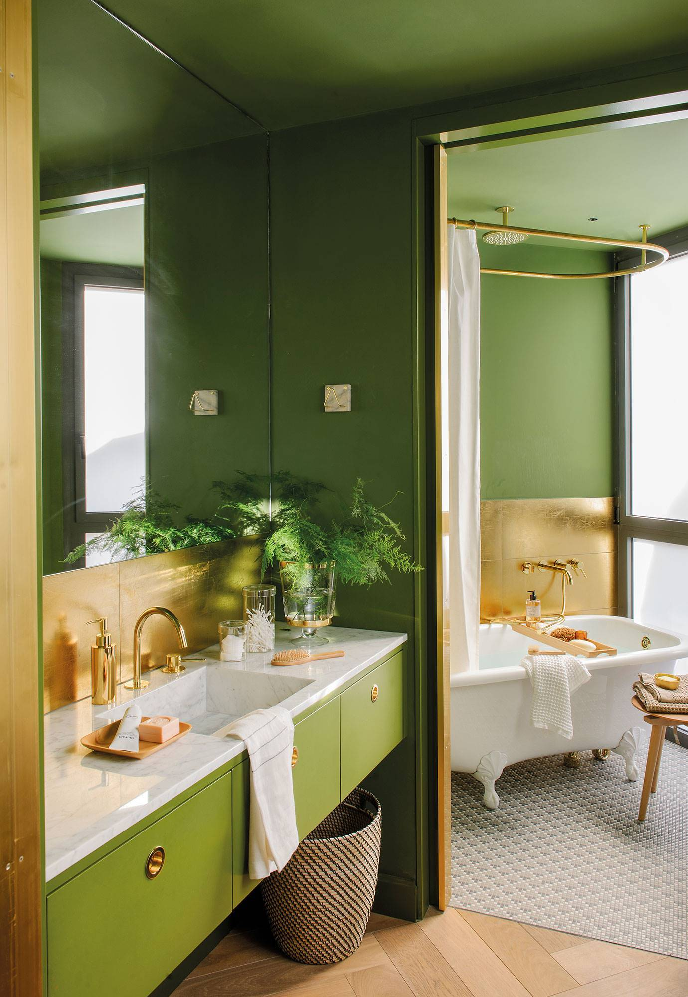 5 Colores Que Combinan Bien Con Verde