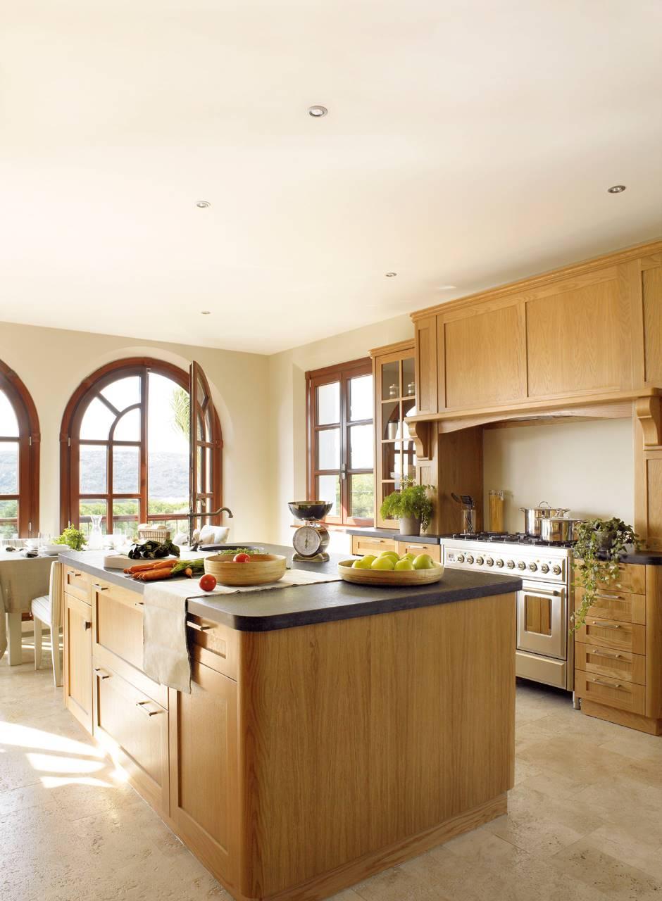 3480 fotos de cocinas - Encimeras para cocinas ...