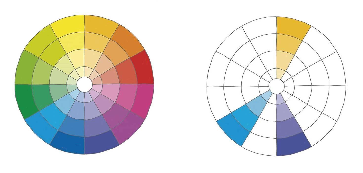 Combinar colores: 7 tríos de colores que funcionan