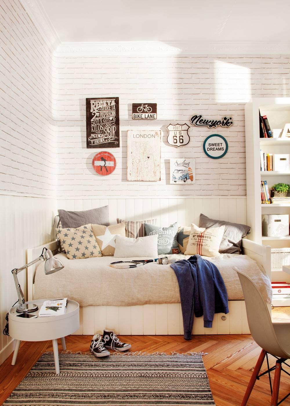 60 Papeles Pintados Para Decorar Y Sumar Calidez A Tu Casa