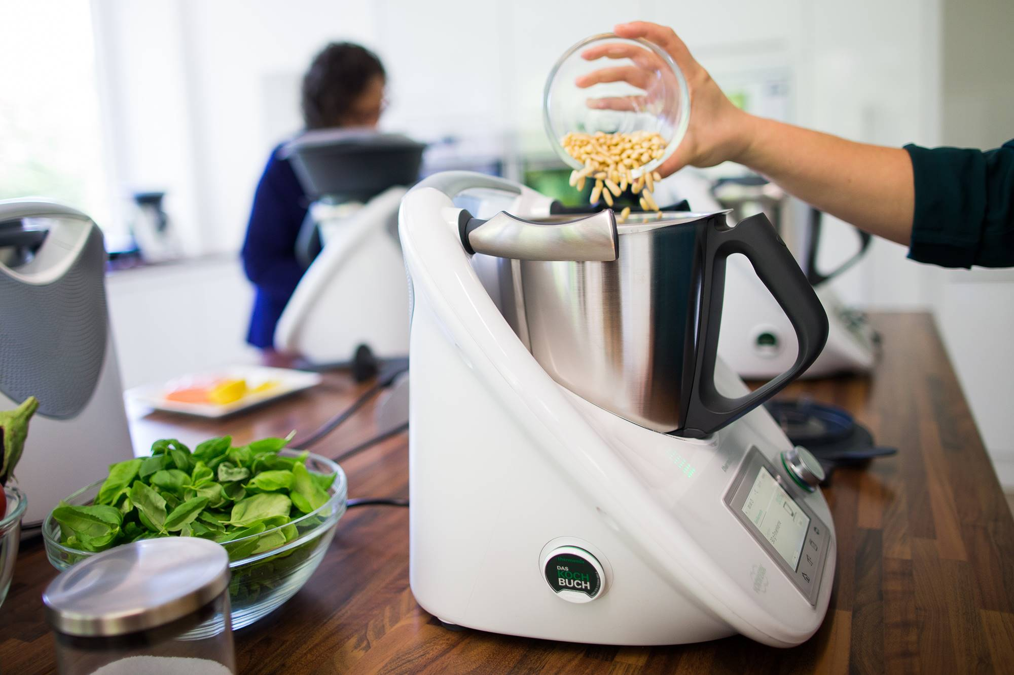 Thermomix. Un chef en casa