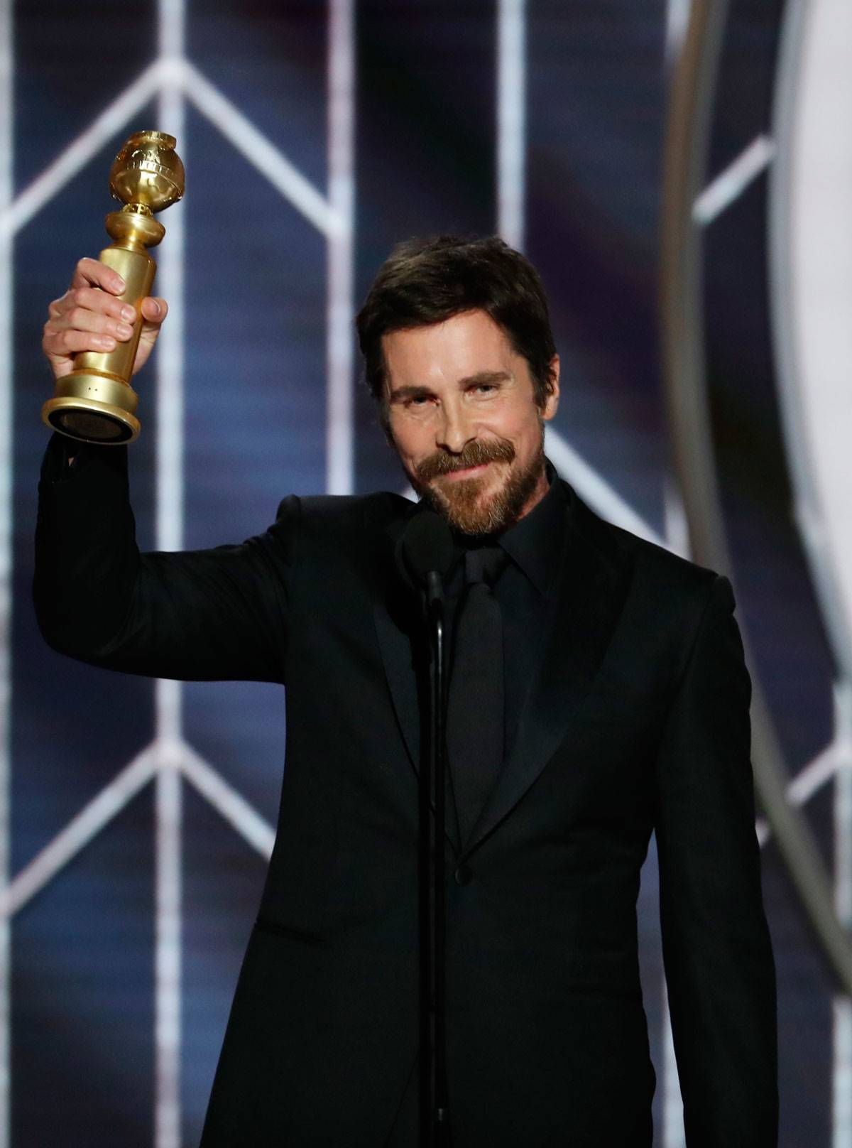 Christian Bale. Mejor actor: Christian Bale