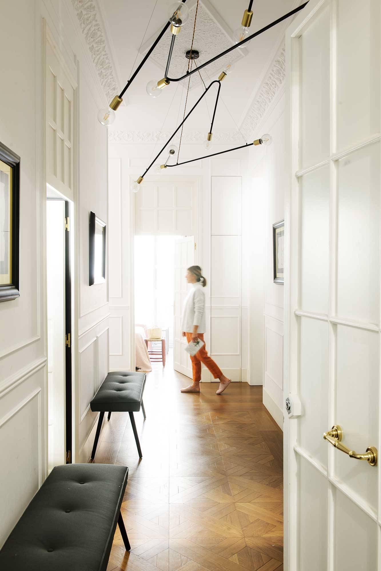 436 fotos de pasillos for Espejos decorativos para pasillos