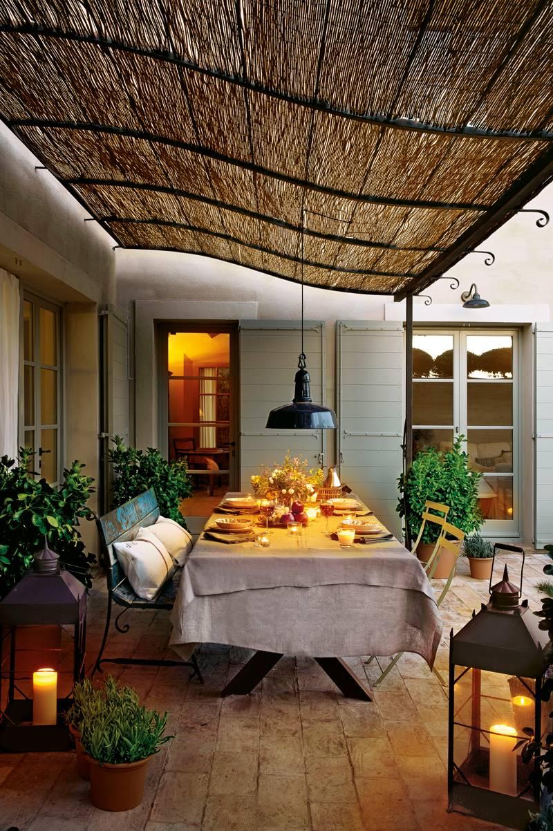 Decora tu terraza seg n el feng shui for Decoracion con plantas segun el feng shui