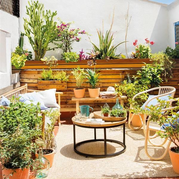 Muebles De Terraza Qué Material Elegir