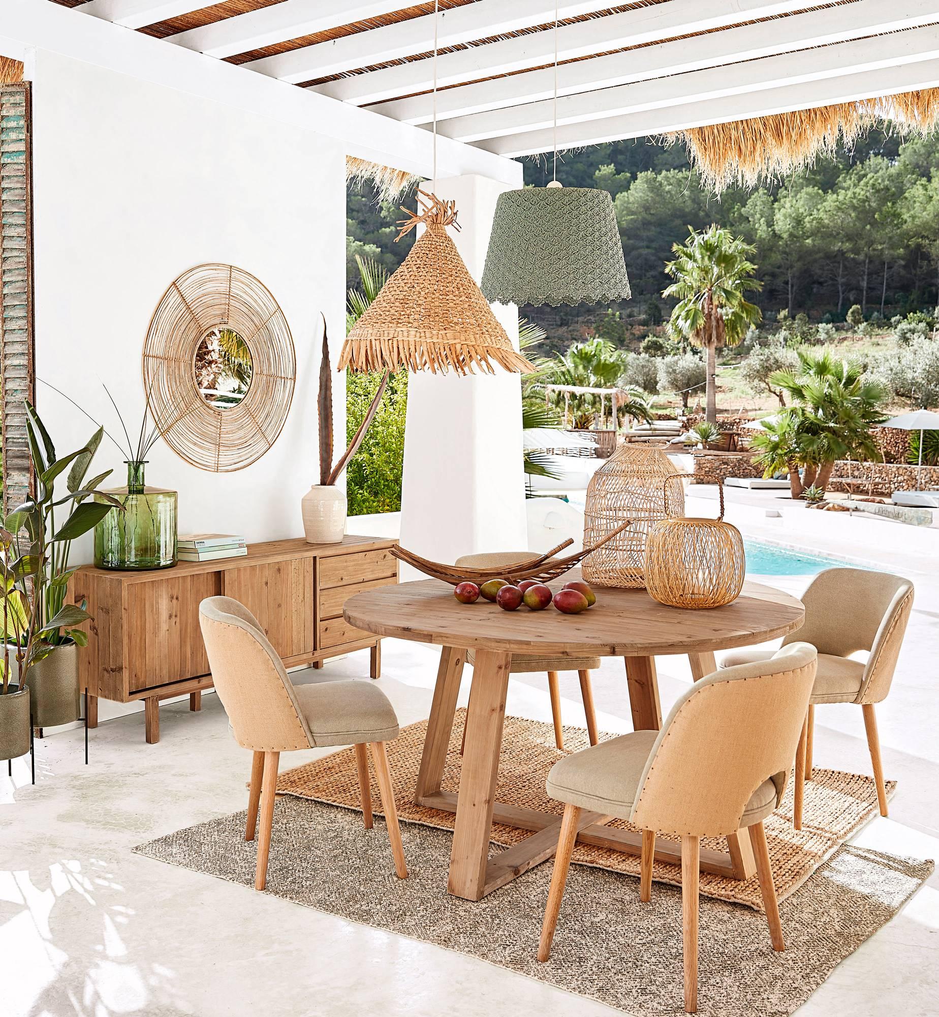 muebles para la primavera verano de maisons du monde. Black Bedroom Furniture Sets. Home Design Ideas