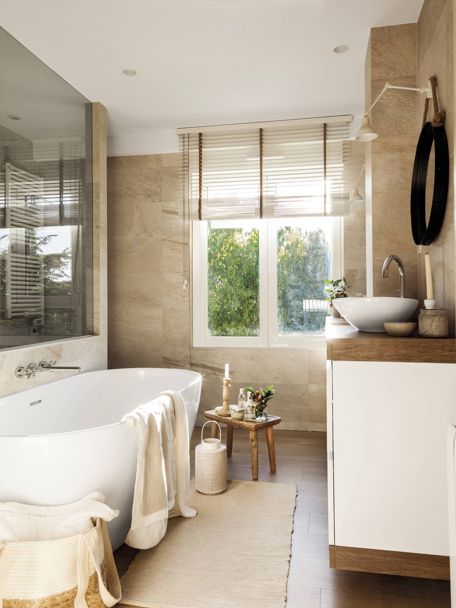 Duchas y platos de ducha el mueble for Cuartos de bano modernos con ducha