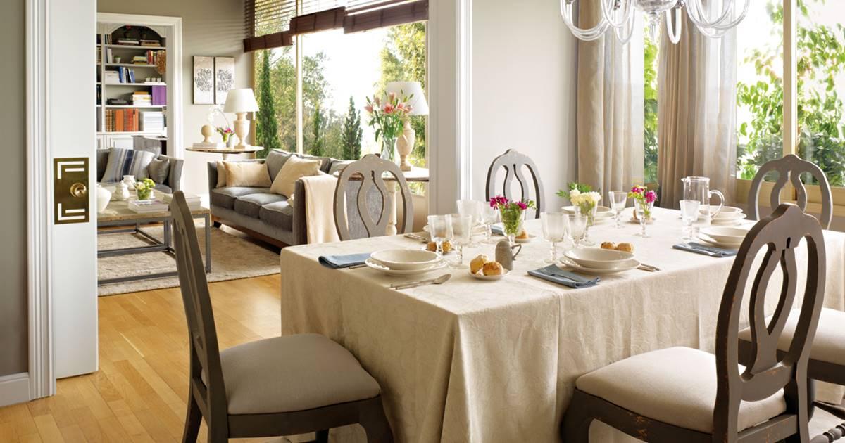 Decorar el comedor con consejos de experto - Muebles de cocina sueltos ...
