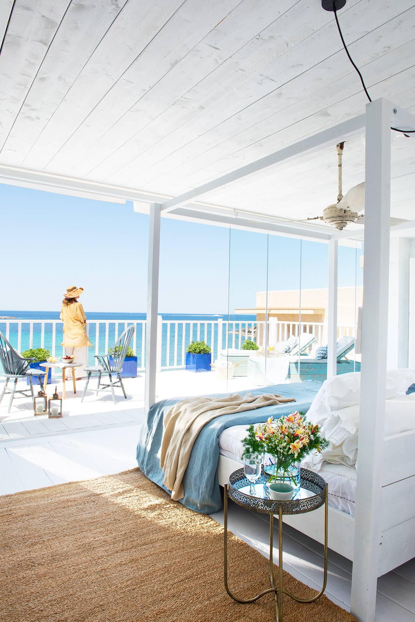 Dormitorios Con Terraza O Balcón 10 Ideas Para