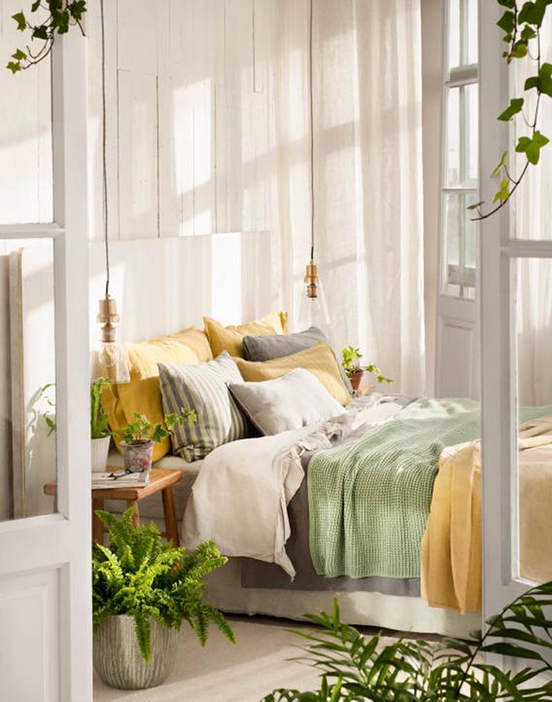 Plants-bedroom