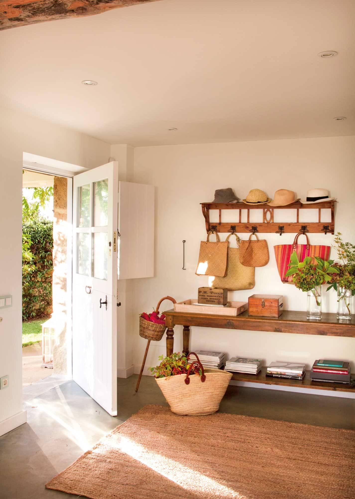 382 fotos de consolas - Como decorar una casa rural ...