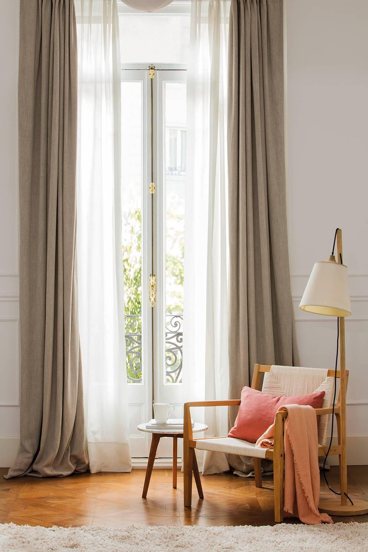 5387 fotos de salones - Modelos cortinas salon ...
