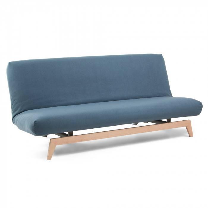 c9e5a486121 Sofá cama de Kave Home. Un sofá cama para usos ocasionales