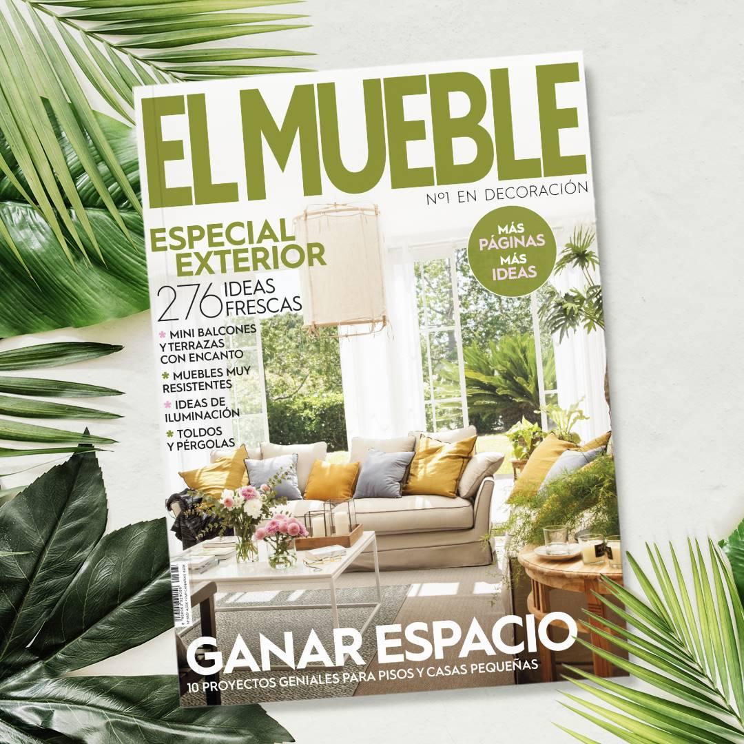 94e41562 La revista más bonita de la primavera ya está aquí: El Mueble y su ...