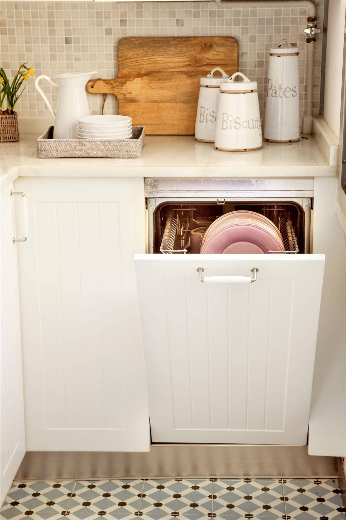 50 refrigerator cleaning tricks.  19. How do you put the dishes in the dishwasher?