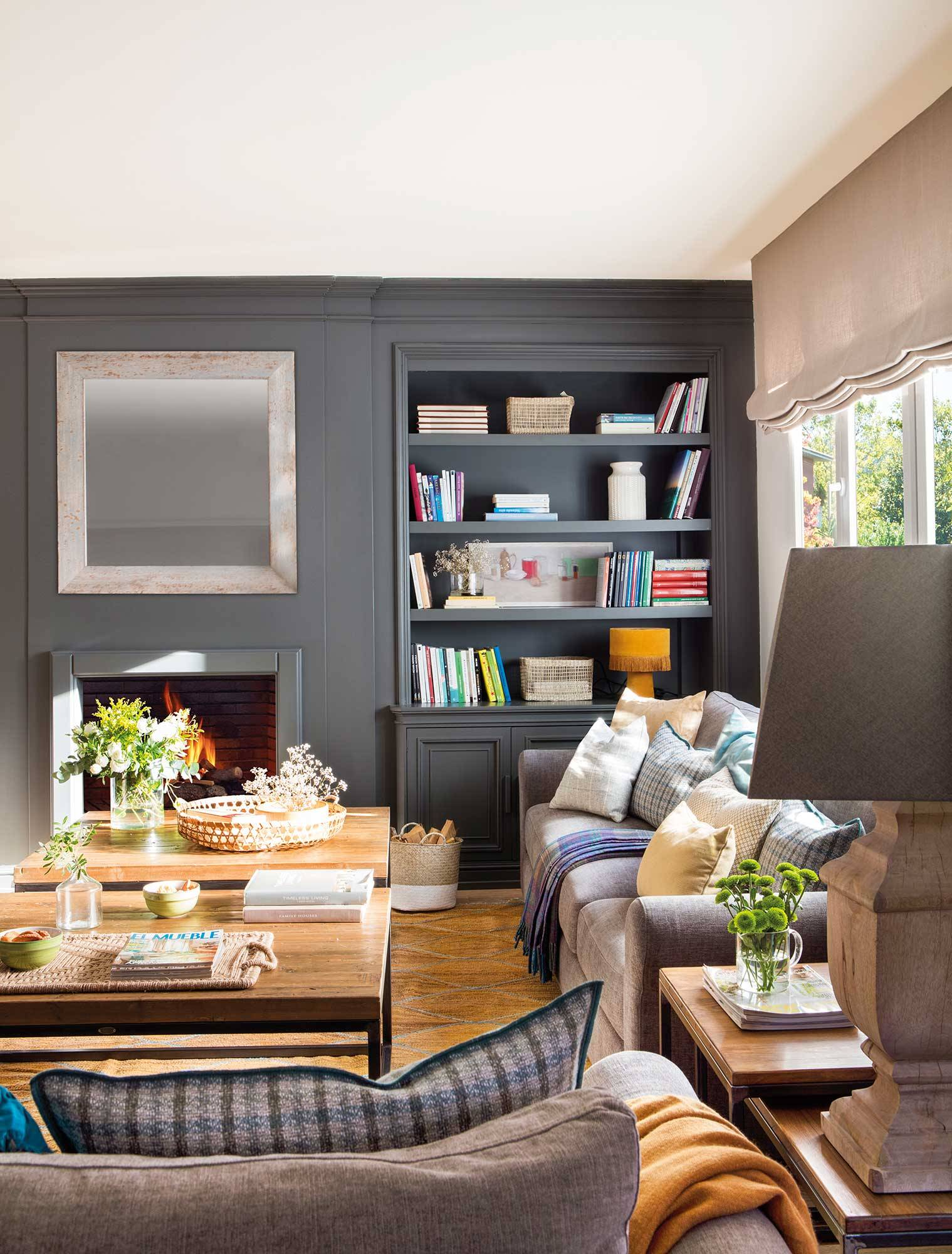 Muebles oscuros o muebles claros: cuándo elegirlos y por qué