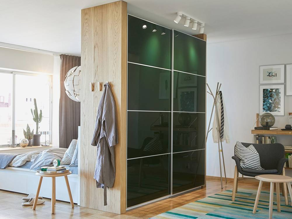 view-ikea-room-divider-bookcase-home-decor-interior-exterior-excellent-to-interior-design-trends. Muebles versátiles