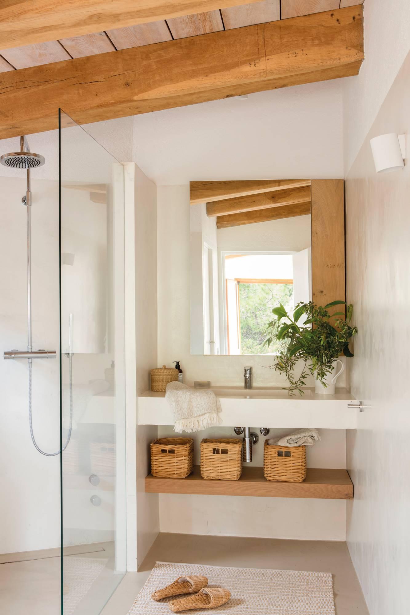 Cómo distribuir un baño pequeño de 5 metros, con planos de ...