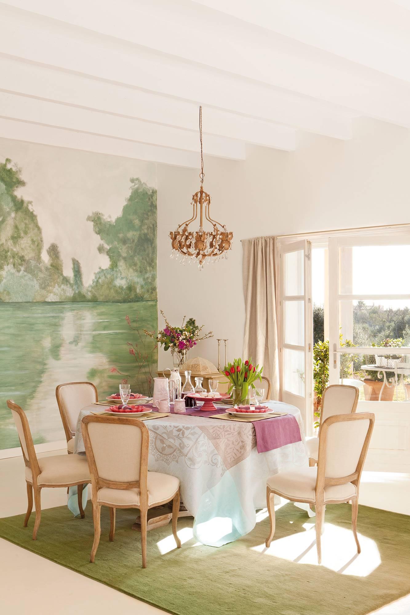 Cuadros para cada estancia y trucos de decoración - El Mueble