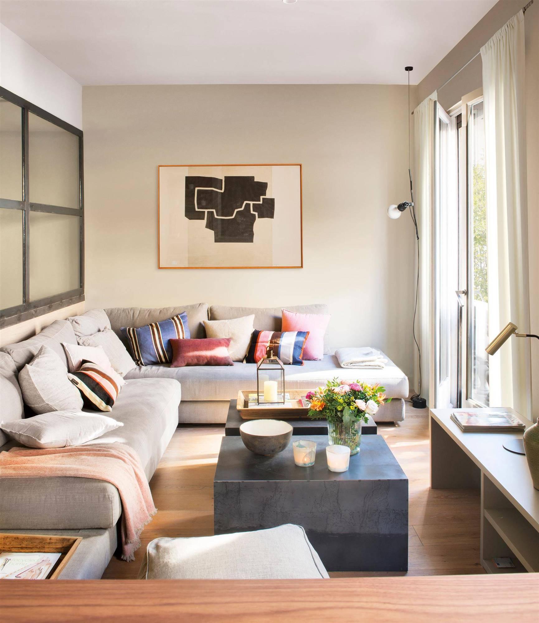 ideas pisos pequeños Decoracin Para Pisos Pequeos 50 Ideas Para Aprovechar El
