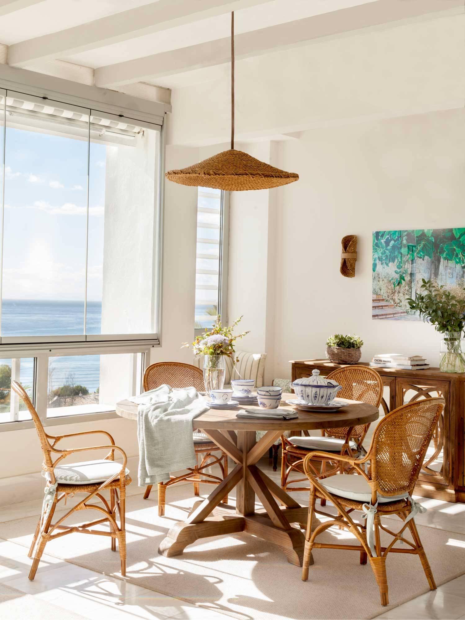 Muebles de comedor de todos los estilos de El Mueble