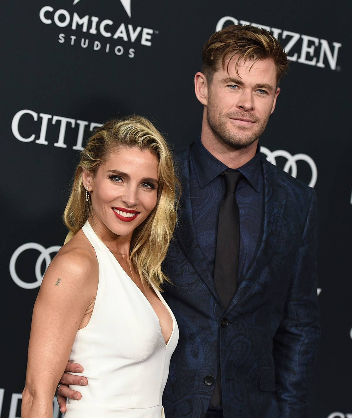 Nuestros favoritos: Elsa Pataky y CHRIS HEMSWORTH