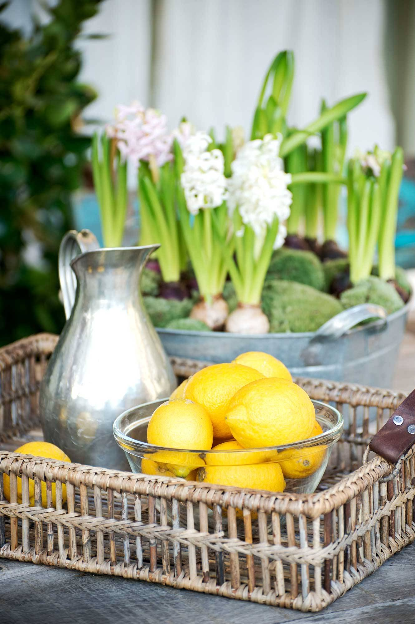 how to clean the glass ceramic 6. Lemon, a natural remedy to clean the glass