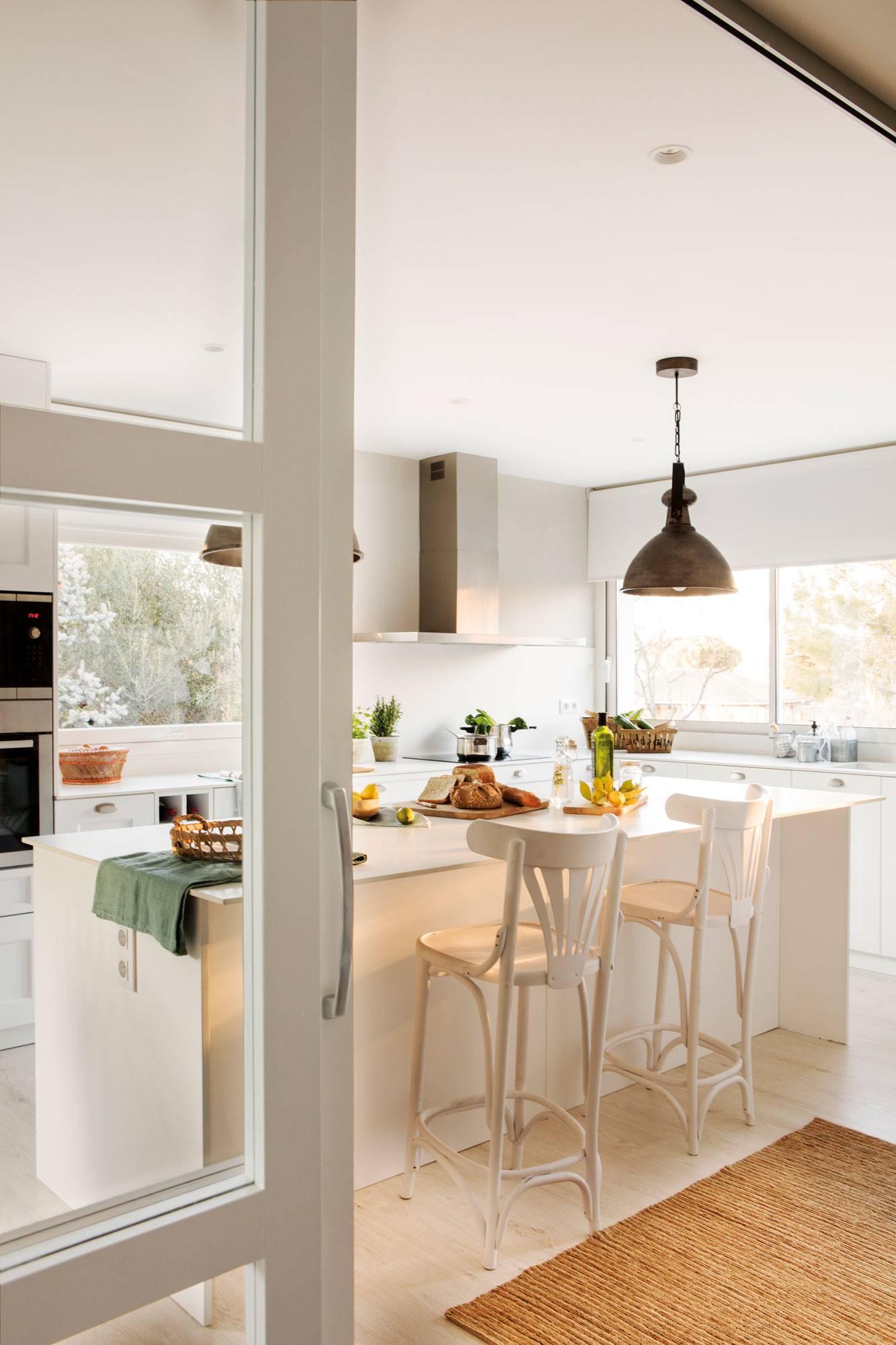 8 soluciones para reformar tu cocina que no pasan de moda