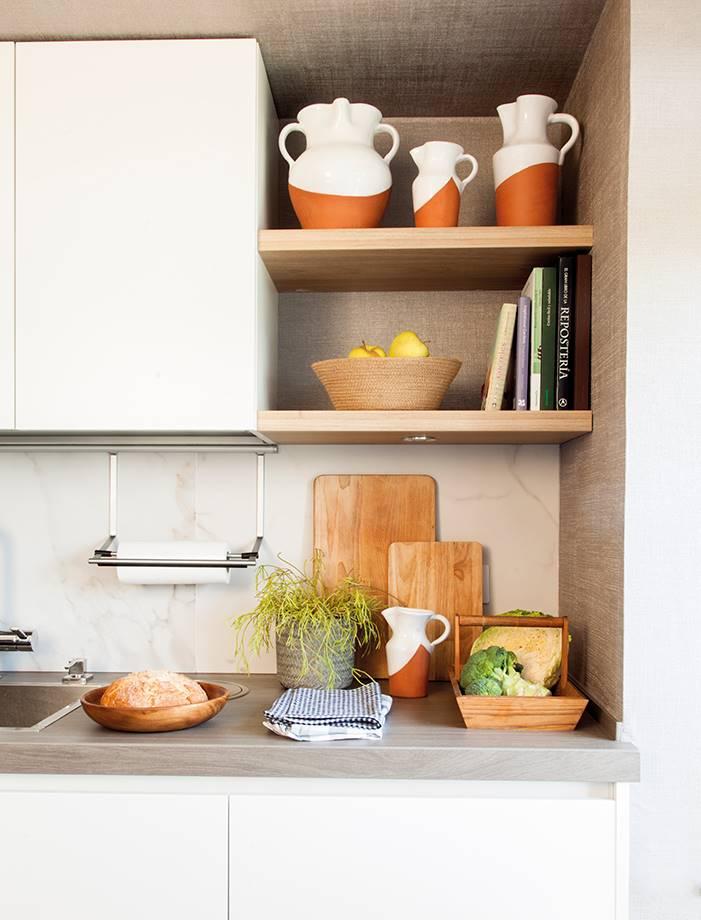 00493767. Que no falte la madera en tu cocina