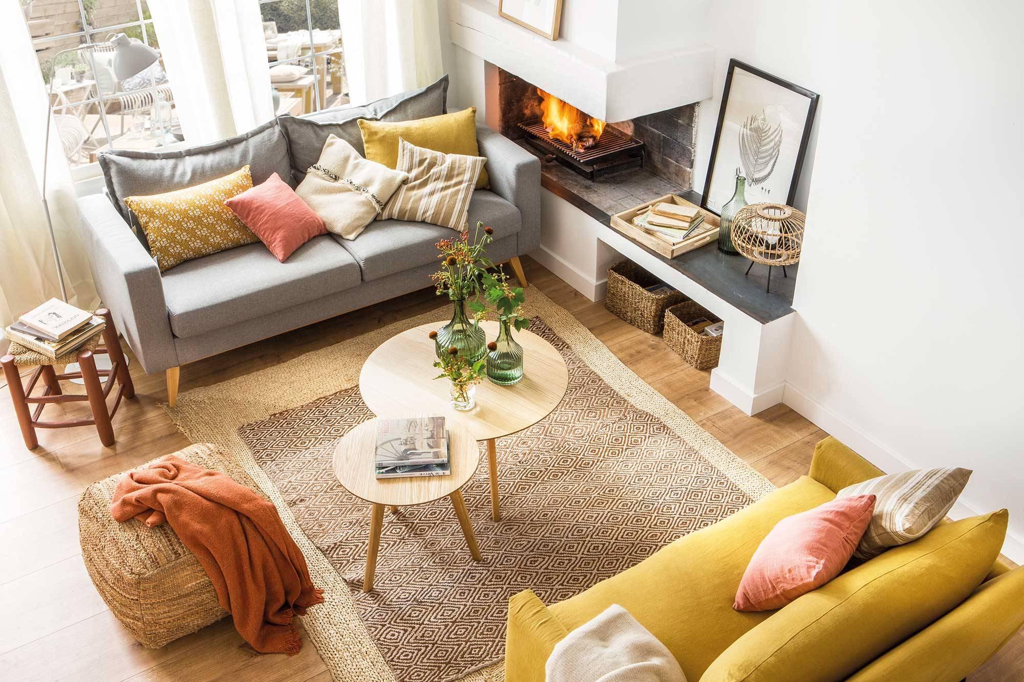 Falsos mitos decorativos de las casas pequeñas