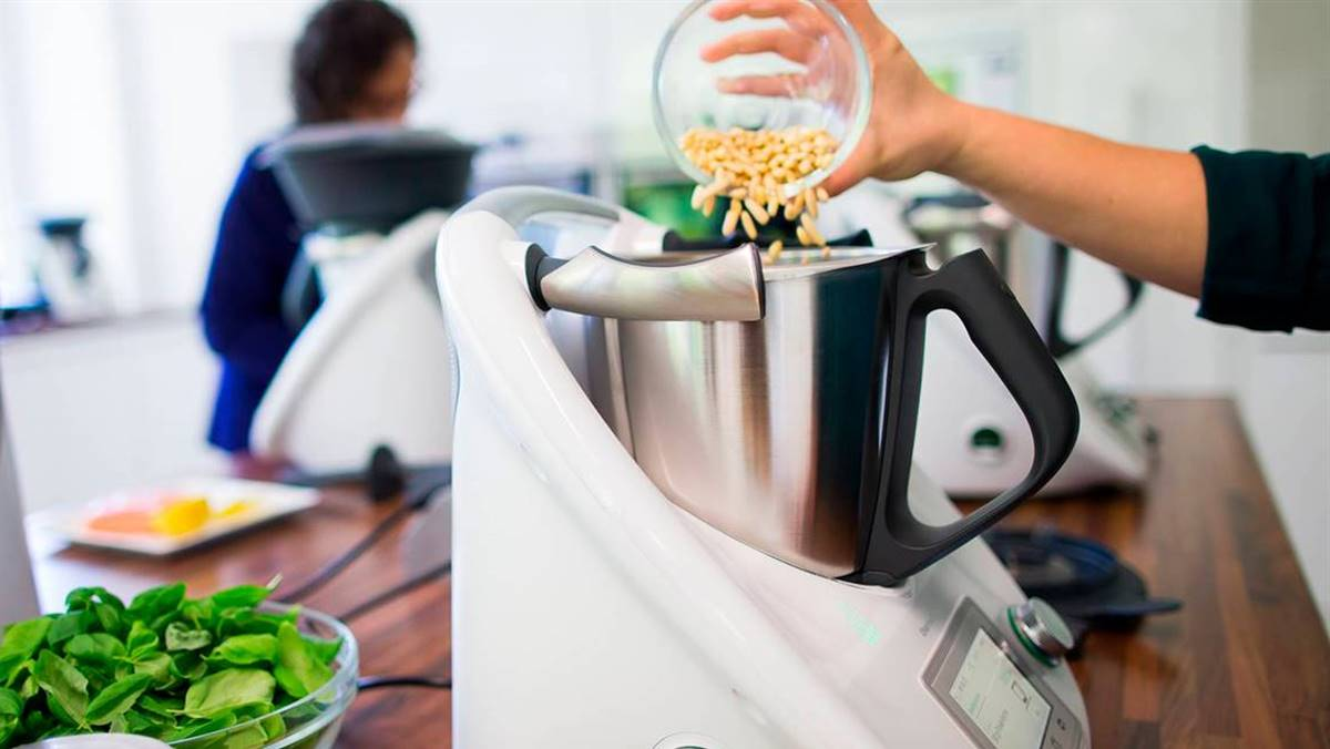 Monsieur Cuisine Vs Thermomix La Mejor Comparativa
