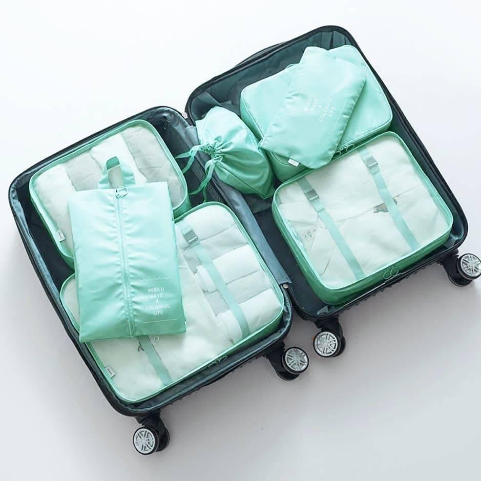 Los mejores trucos de Instagram para hacer la maleta perfecta