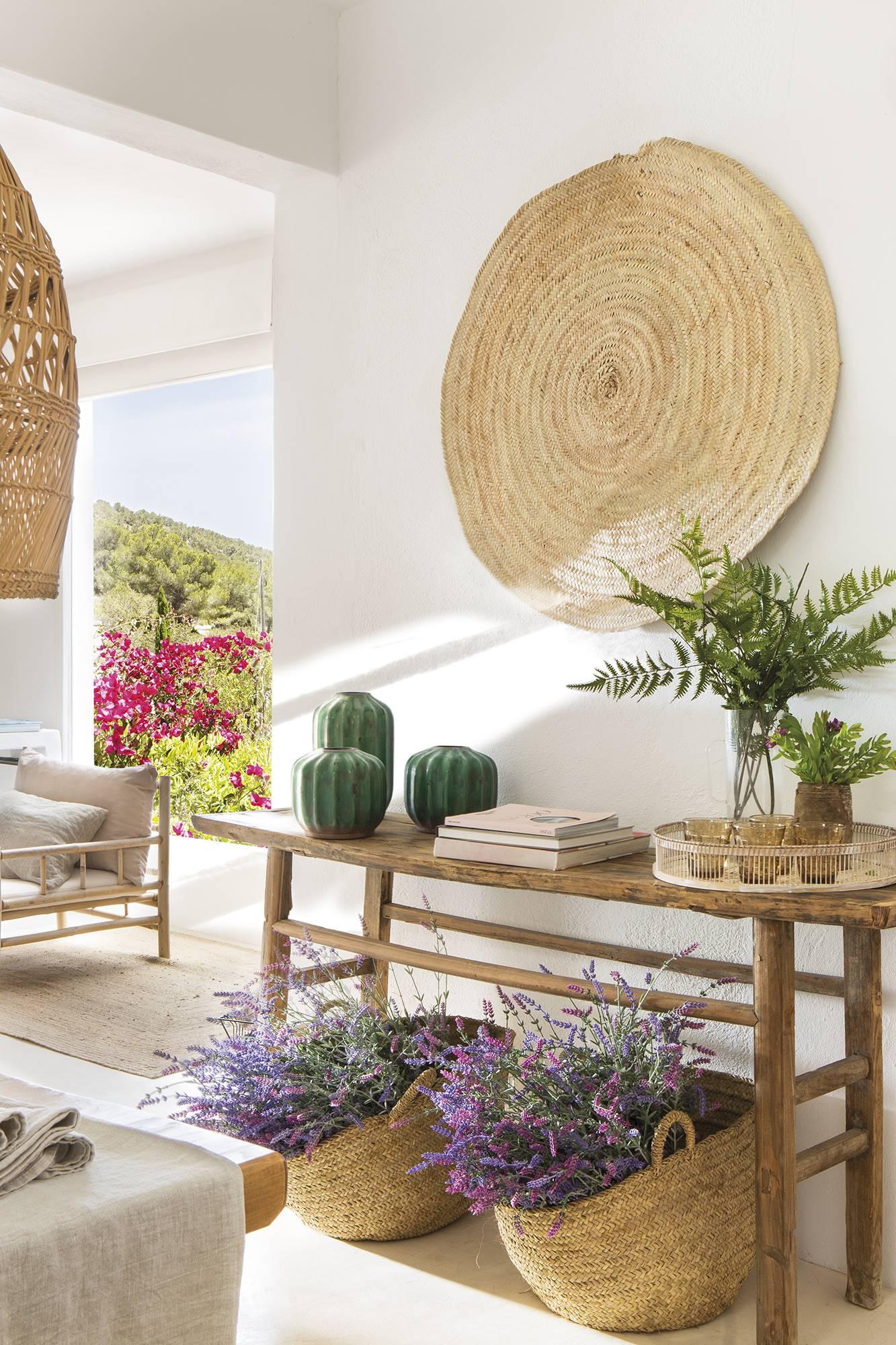 El Mueble Salines Ibiza 538. Un look muy natural e ibicenco