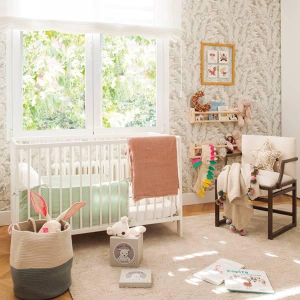 Errores al decorar la habitación del bebé