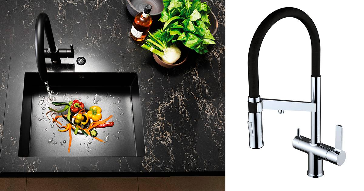 8 designer sinks.  Designer sinks